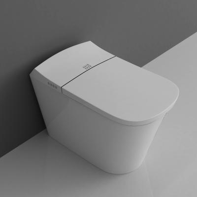 现代智能马桶3D模型