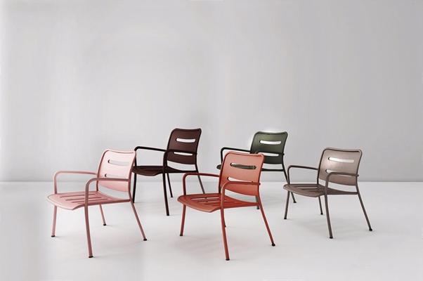 西班牙 KETTAL 北欧户外椅组合 北欧户外椅 西班牙 KETTAL