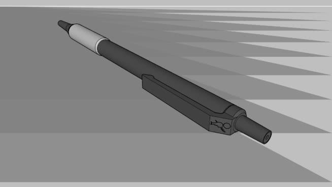 Brian Jaggers笔下的笔1 小刀 圆规 推进器 导弹 楼梯扶手