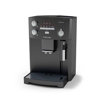 黑色饮料机