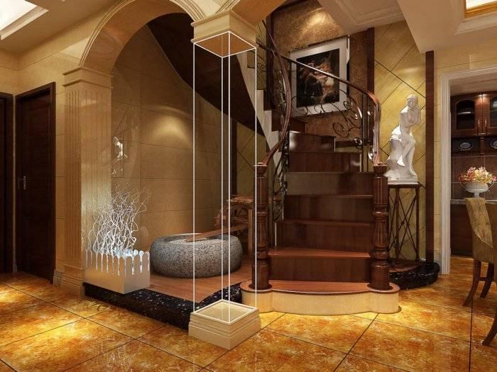 楼梯间设计图
