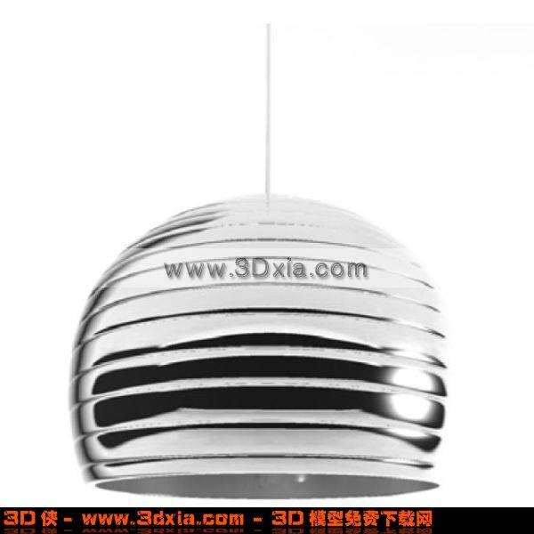 最流行吊灯3D模型