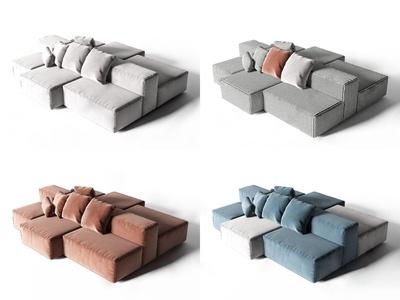 現代沙發組合