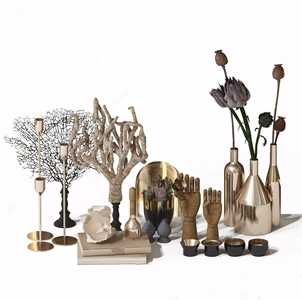 后现代饰品摆件 后现代饰品摆件 花瓶