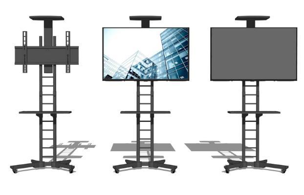电视机架SU模型