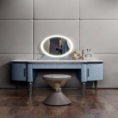 意大利 LONGHI 现代梳妆桌凳子 现代梳妆台 凳子 梳妆镜 意大利 LONGHI
