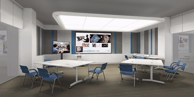 医疗多功能厅 现代医院 会议室 医疗机构 多功能厅