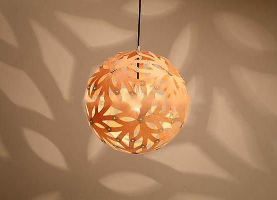 日式木质吊灯 3d模型下载吊灯 吊灯3D模型 日式吊灯 日式吊灯模型