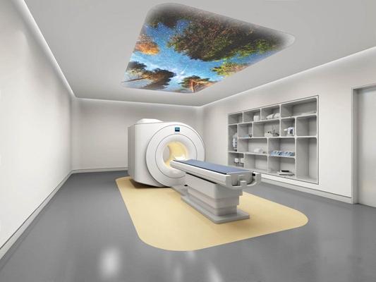医院PET MR扫描间 医院 检查室 PET-MR扫描间 扫描仪器