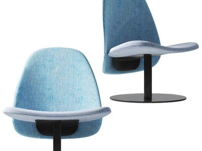 澳大利亚Derlot Editions现代休闲椅