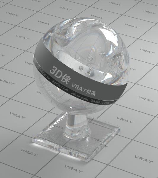 水晶Vray材质下载
