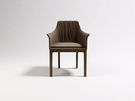 现代餐椅-D 现代休闲椅 椅子 单椅