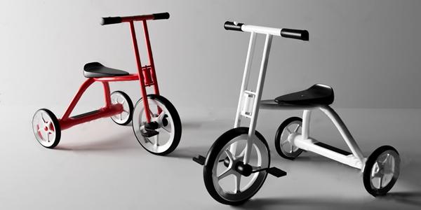 现代儿童车 现代玩具 儿童车 三轮车 玩具车 童车