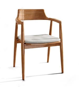新中式椅子 新中式休闲椅 单椅