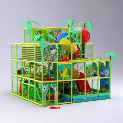 游乐场 3D模型
