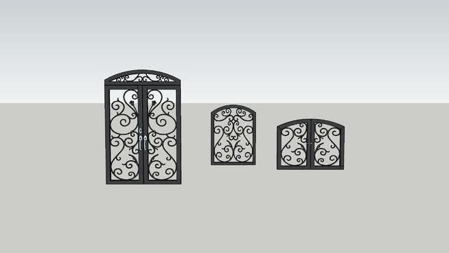 铁门 指示牌 饰品 数字时钟 其他 相框