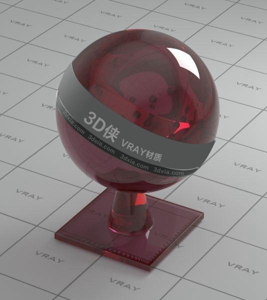 红宝石Vray材质下载