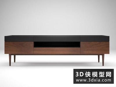 现代木质时尚电视柜