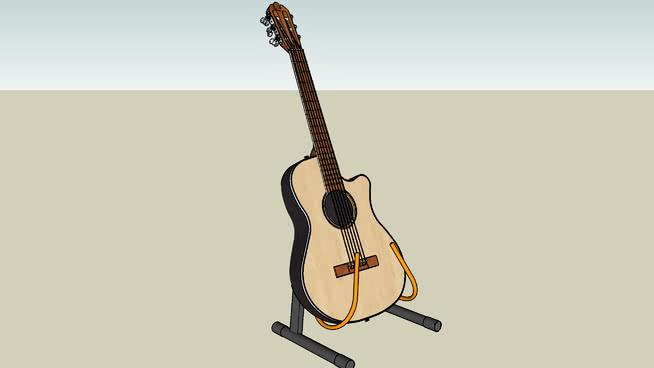 鼓声鼓声吉他 吉他 饰品 运动 木吉他 绳子