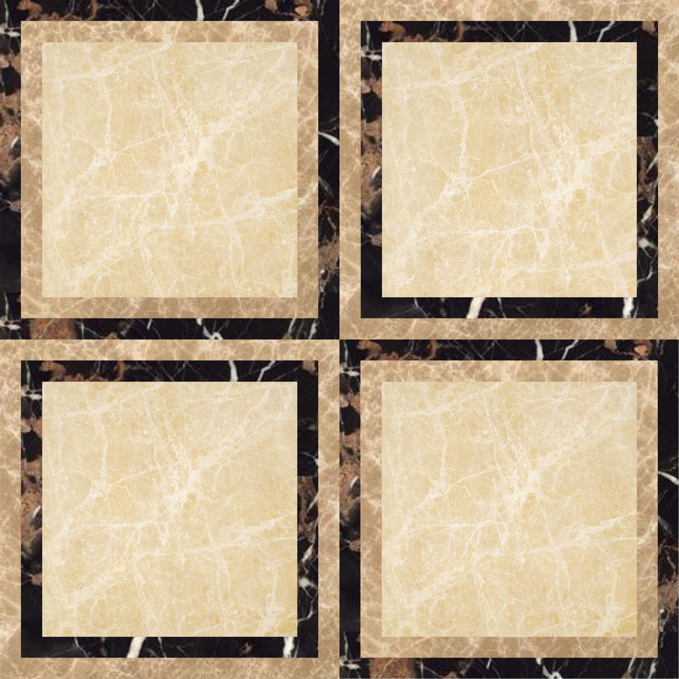 现代瓷砖拼花3d模型