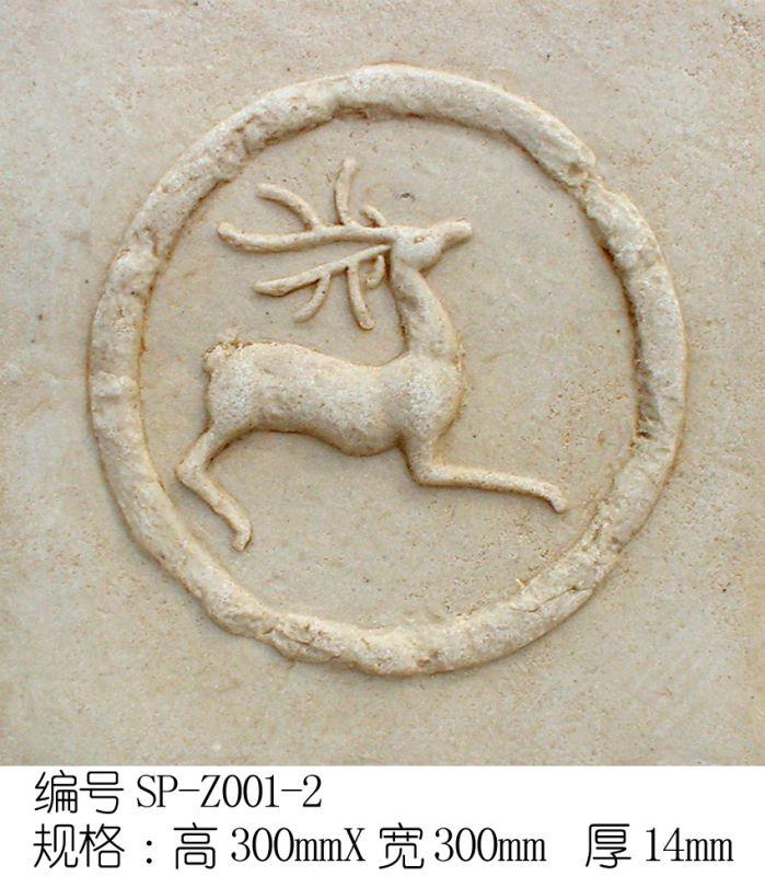 雕花-中式石雕 073