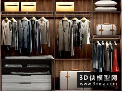 衣服衣柜组合