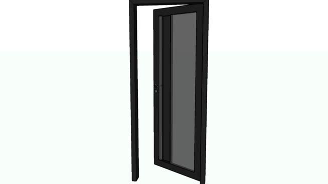 门玻璃 垃圾箱 冰箱 镜子 指示牌 显示器