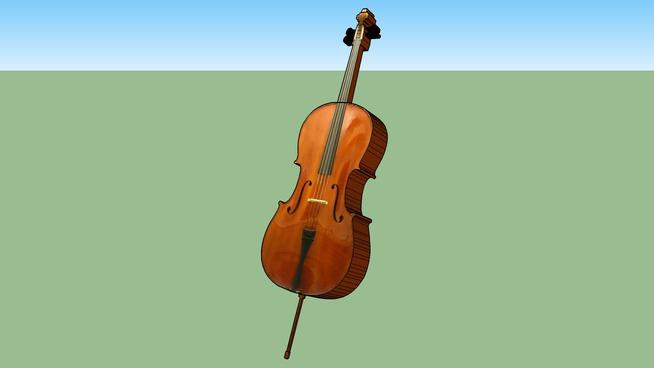 大提琴 大提琴 小提琴