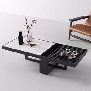 中式实木茶几3d模型
