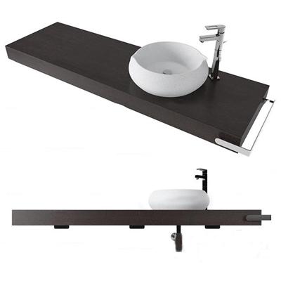 现代台盆洗手台3D模型