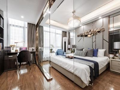 武漢聯創未來寓公寓項目整套施工圖 帶模型 帶完工照片