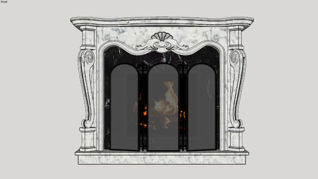 壁炉 火炉栏 衣柜 壁炉 祭坛 镜子