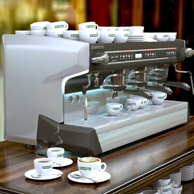 咖啡机 3D模型