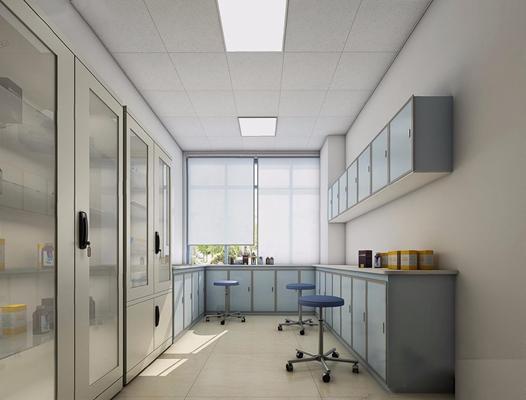 儿童医院治疗室 医院 治疗室