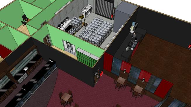酒吧/夜总会 集装箱船 记分牌 笔记本电脑 活页簿 电影院