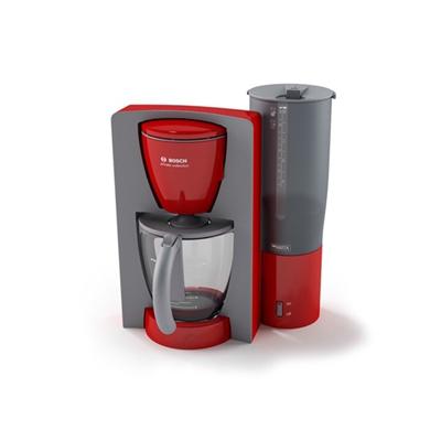 红色咖啡机