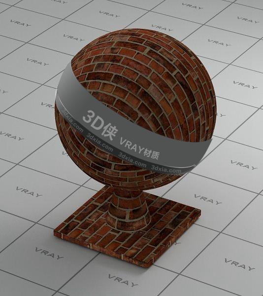 墙砖Vray材质下载