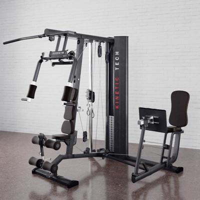 现代健身器材设备3D模型
