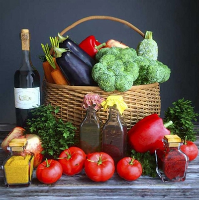 蔬菜 3D模型