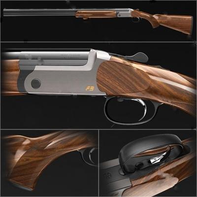 散弹枪 3D模型
