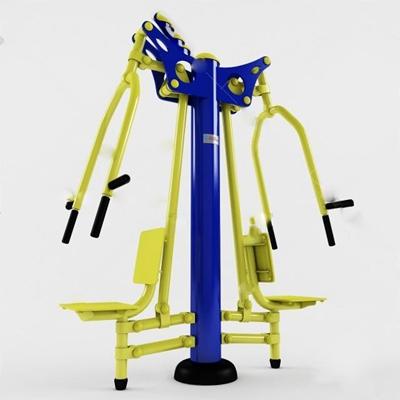 健身器 3D模型