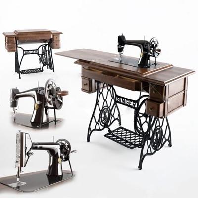 缝纫机 3D模型