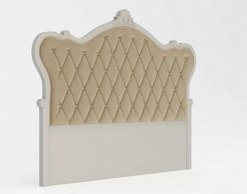 欧式床头架YL 简欧其他 床背板 软包
