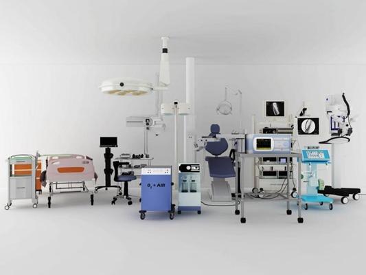 医疗器材组合 医疗器材