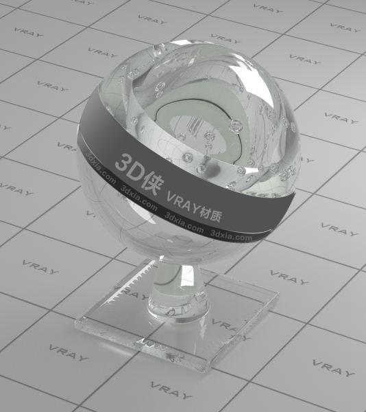 透光镜Vray材质下载