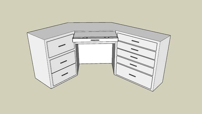 办公桌 书桌 柜子 家具 写字台 桌子