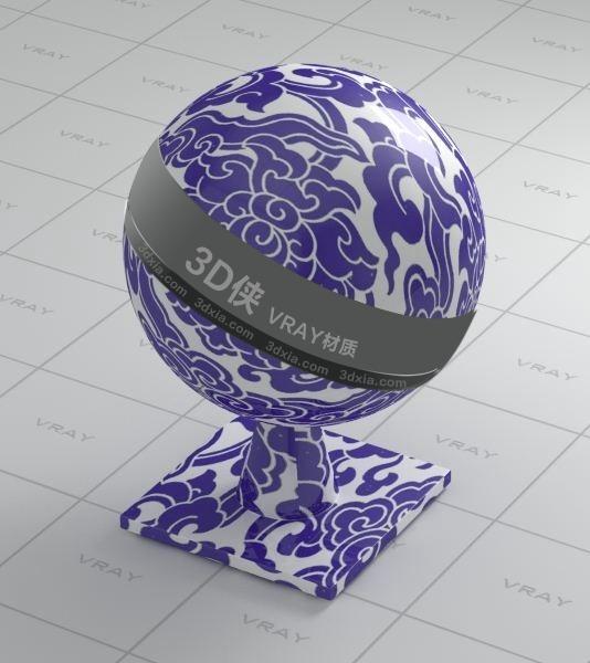 陶瓷Vray材质下载