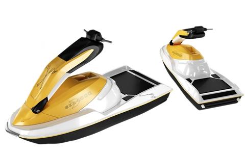 摩托艇 现代其他器材