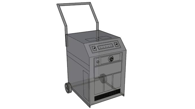 热动力学PAK10XR等离子切割机 打印机 复印机(打印机) 柜子 录音机 垃圾箱