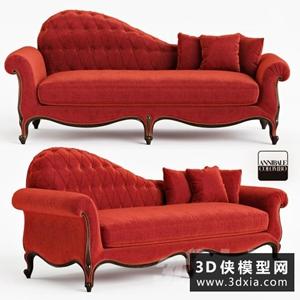 欧式贵妃沙发